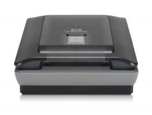 HP Scanjet G4050 Flachbett-Fotoscanner