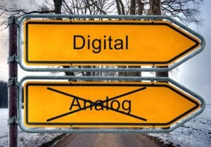 Negative digitalisieren